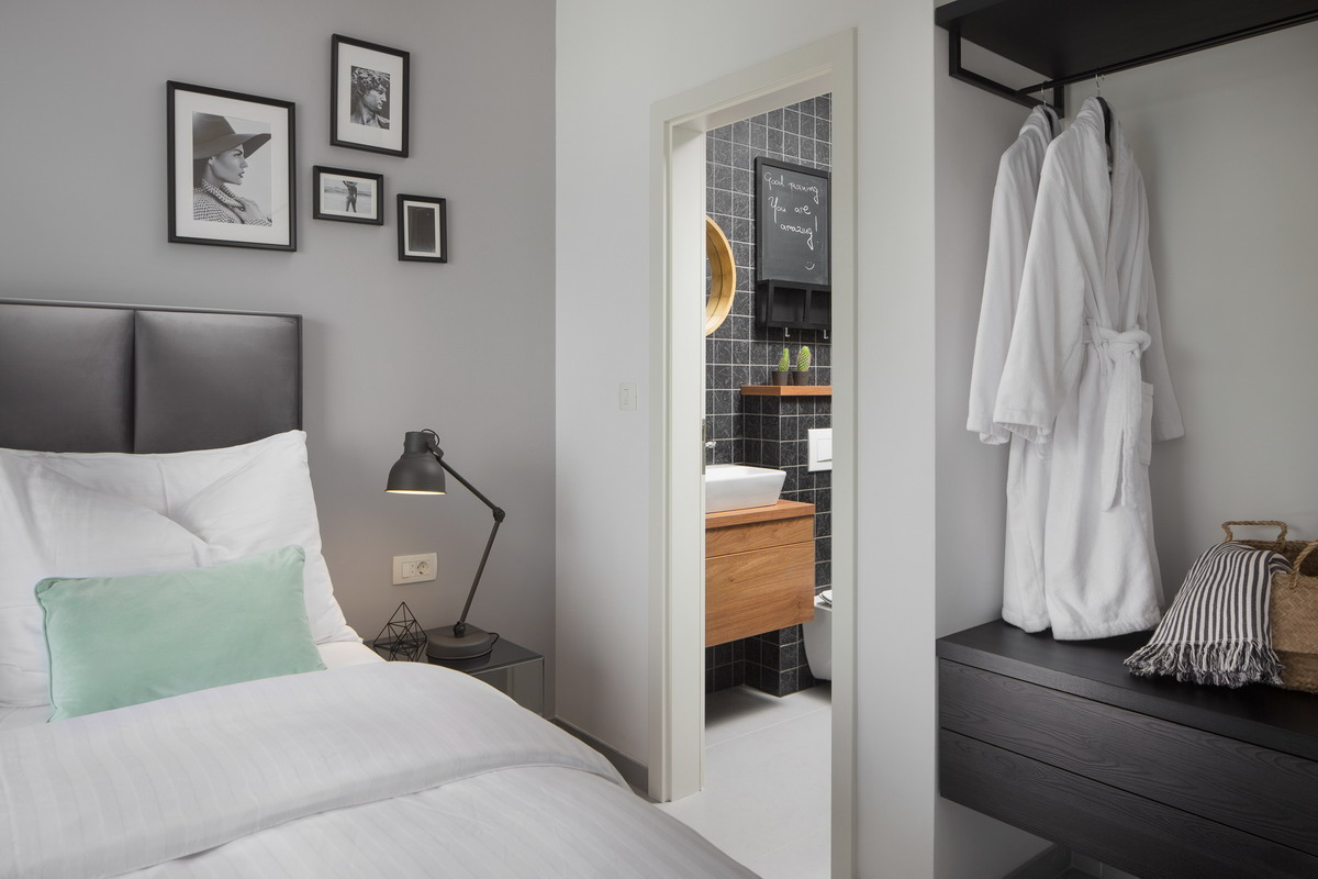 Two Bedroom Apartment First Floor Olive Hill House Slatine Split Trogir